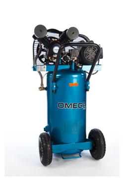 Portable Air Compressor - 5 HP - 20 gal / PK-5020V