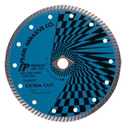 "EC Series Extra Cut Diamond Blade - 4"" x 0.070"" / 20mm - 5/8"" Arbor"