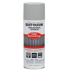 Spray Paint - Galvanizing - Flat Grey / 1685830