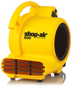 Air Mover - 500 CFM - Yellow / 103-20 *MIGHTY MINI™