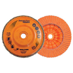 Flap Disc - Zirconium Grain / Type 27S