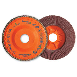 Flap Disc - Stainless Zirconium Grain / Type 27S *Trimmable