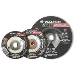 "Cut & Grind Wheel - Aluminum Oxide - 5/8"" Arbor / Type 27 *HP COMBO™"
