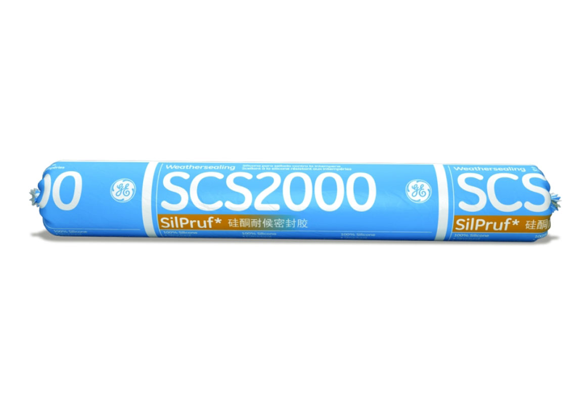GE Silicone Sealant - Silpruf* - 592mL Sausage / SCS 2000SP Series