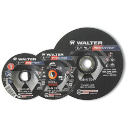 "Cutting Wheel - Aluminum Oxide - 1/8"" Thick / Type 27 *PIPEFITTER™"