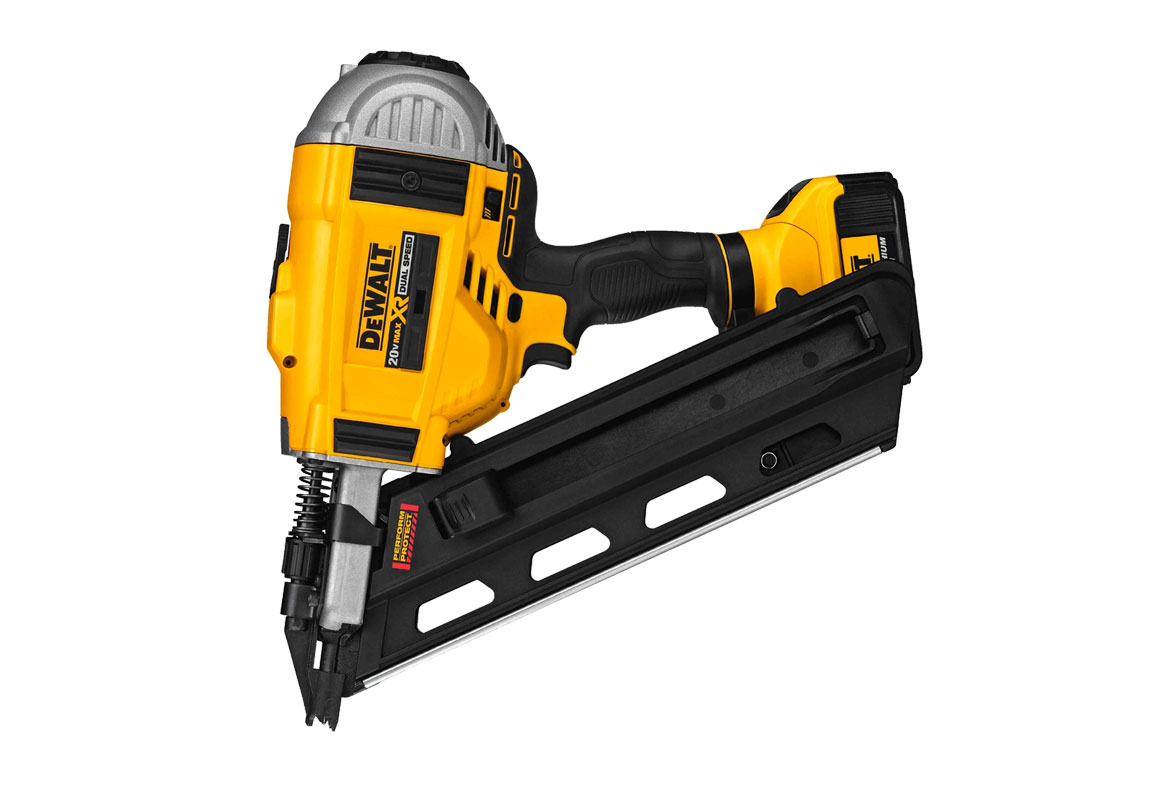 "DeWALT Framing Nailer - 3-1/2"" - 34° - 20V Li-Ion / DCN692 Series ..."