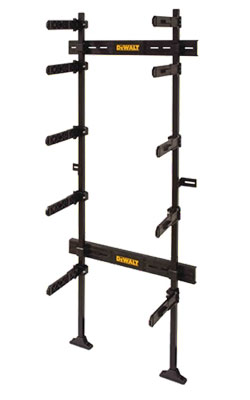 Modular Tool Box - Wall Storage Rack - Metal / DWST08260 *TOUGHSYSTEM