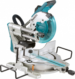 "Sliding Mitre Saw - 10"" - 15.0 Amp / LS1019 *Close To Wall Design"