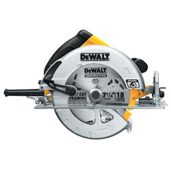 "Circular Saw (Kit) - 7-1/4"" dia. - 15.0 amp / DWE575 Series"