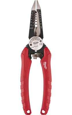 Combination Pliers - 6-in-1 - Alloy Steel / 48-22-3079 *COMFORT GRIP
