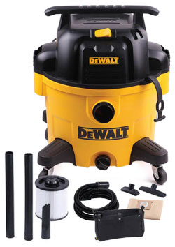 511d9ba950e4 DeWALT Wet/Dry Vacuum (Kit) - 9 gal. - 10 amps / DXV09P