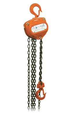 10' - Lift Super Heavy Duty Chain Hoist - 1 ton / 101212