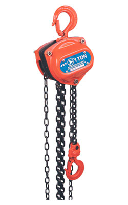 10' - Lift Super Heavy Duty Chain Hoist - 1 ton / 101412