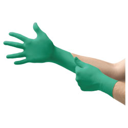Disposable Gloves - Powder Free - Nitrile / 92-600 *TOUCH N TUFF