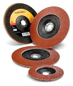 Flap Discs - Precision-Shaped Ceramic Grain / Type 27