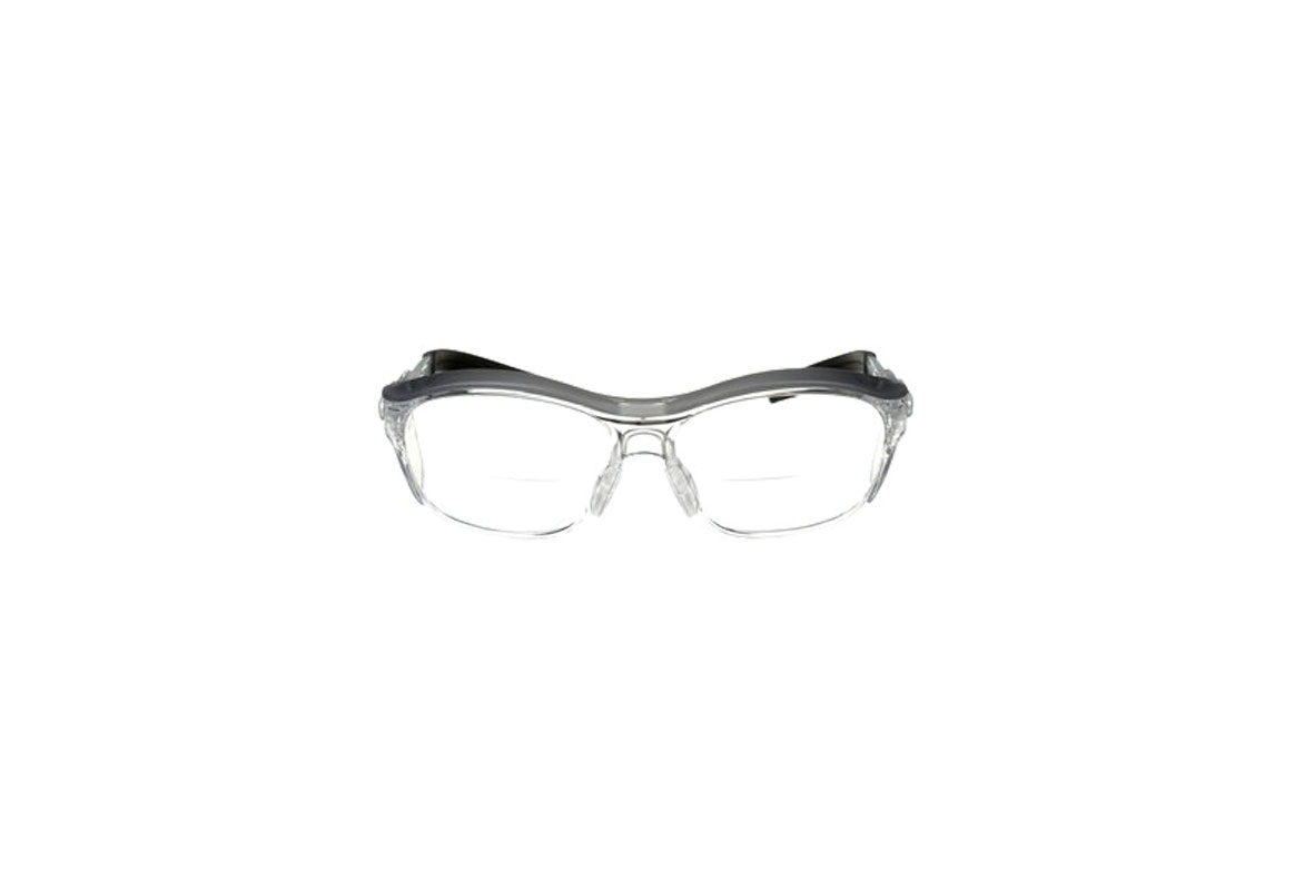 e02c6f6a8c6 Safety Glasses - Polycarbonate - Plastic Frame   11411  NUVO™ READERS