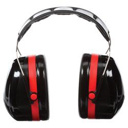 Earmuffs - ABS - Over-the-Head - 30 NRR / H10A *PELTOR OPTIME 105™
