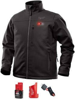 Heated Jacket (Kit) - Unisex - 12V Li-Ion / 202B Series *TOUGHSHELL