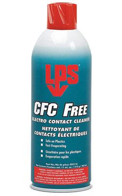 Contact Cleaner - 11 oz - Aerosol / C03116 *CFC FREE