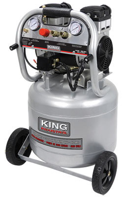 Portable Air Compressor (w/o Acc) - 10 gal - 14 amp / KC-10020SQ