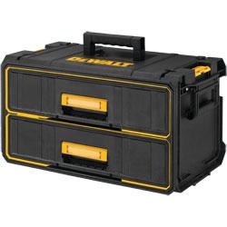Modular Tool Box - 2 Drawer - Plastic / DWST08290 *TOUGHSYSTEM