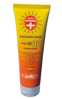 Sunscreen Lotion - SPF 30 - Sport / 18200 Series *SHIELD