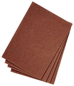 "Sandpaper Sheets - Aluminum Oxide - 9"" x 11"" / 302 Series"