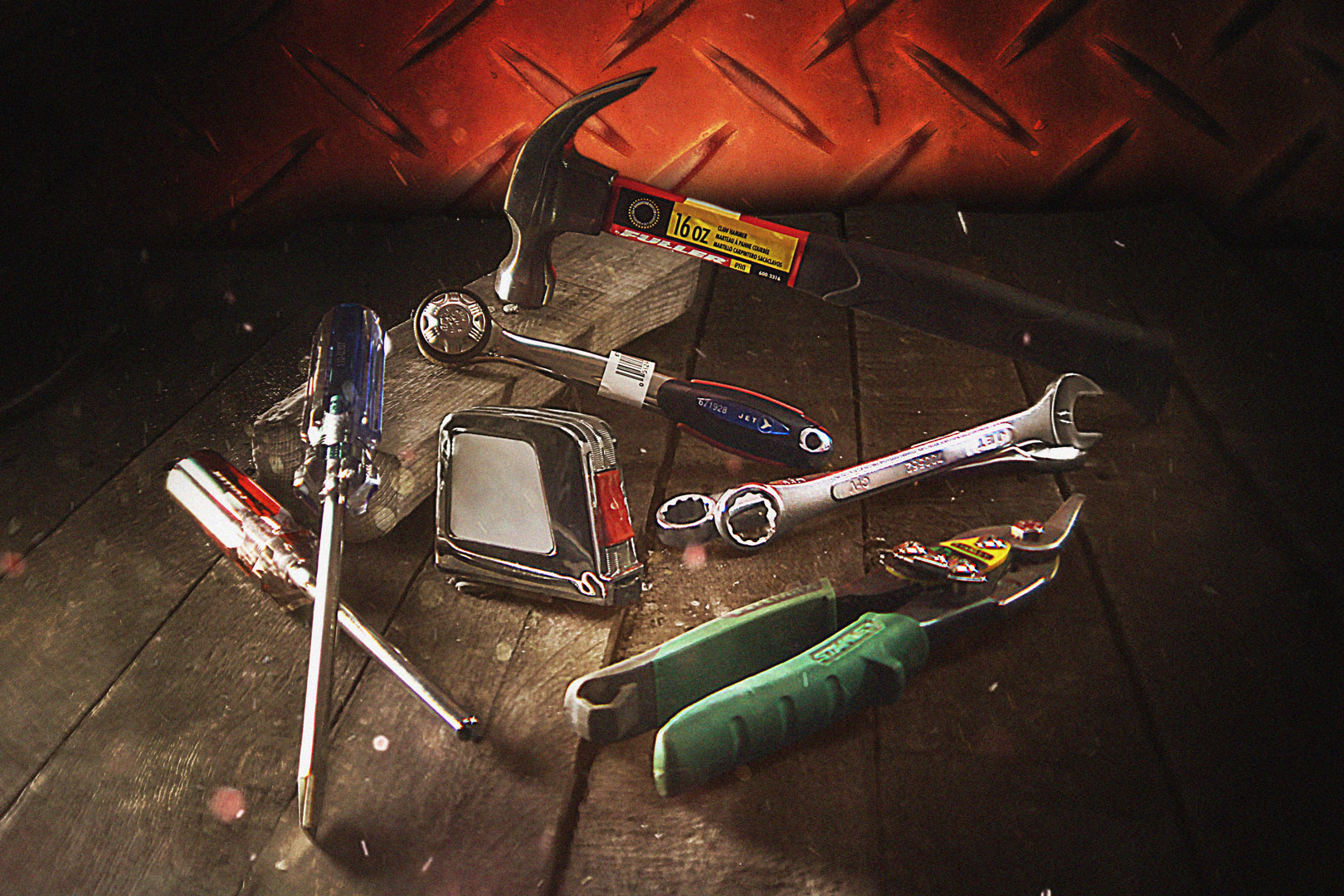 Hand Tools from Red Deer Fasteners