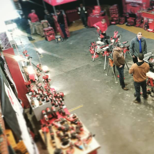 Milwaukee Power Tool Event at Calgary Fasteners & Tools