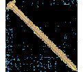 """Structural Screws - Round Washer - 3/8"""" - Torx / CLIMATEK™"""