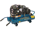 Wheelbarrow Air Compressor - 1.5 HP - 8 gal / PUK-1508MDC