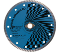 "EC Series Extra Cut Diamond Blade - 5"" x 0.080"" / 7/8"" - 5/8"" Arbor"