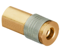 Coupler - Female Pipe - Brass / QDUNIAC4 Series *UNIVERSAL