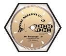 "GRT Professional Granite Blade - 6"" x 0.080"" & 4-holes / 20mm Arbor"
