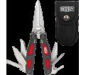 Hand Multi-Tool - 7-in-1 - Stainless Steel / DBST