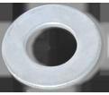 Flat Washers - S.A.E. - Low Carbon Steel / Zinc