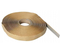 """Butyl Tape - 3/16"""" x 5/8"""" - Aluminum / 44031658"""