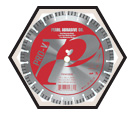 "PRO-V™-SDS Diamond Blade - 12"" x 0.125"" x 1"" / 20mm Arbor"