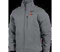 Heated Jacket (Kit) - Unisex - Grey - 12V Li-Ion / 204G-21 Series *M12 TOUGHSHELL™