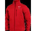 Heated Jacket (Kit) - Unisex - Red - 12V Li-Ion / 204R-21 Series *M12 TOUGHSHELL™