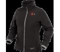 Heated Jacket (Kit) - Women's - Black - 12V Li-Ion / 232B-21 Series *M12 SOFTSHELL™
