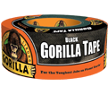 "Duct Tape - 2"" - Black / 60000 Series *GORILLA"