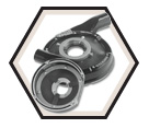 Vacu-Guard™ for Dewalt 28402 - 4-1/2""
