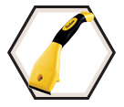 """Ergo-Grip® Paint Scraper - 10-1/2"""""""