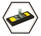 Drywall Sanding Sponge - Fine Grit - 2 Sided