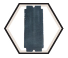 "Drywall Sandscreens - Coarse - 11-1/4"" x 4"" - 80 Grit"