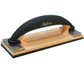 "Polypropylene Manual Sander - 9"" x 3-1/4"""
