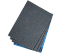 "Sandpaper Sheets - Silicon Carbide - 9"" x 11"" / WSFX Series *WET/DRY"