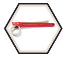 #5 Strap Wrench - Plastic