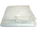 Hoarding Tarp - 15' x 20' - Clear / 386435